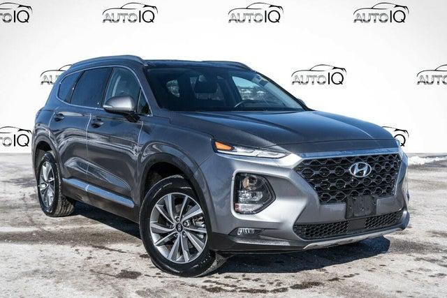 2019 Hyundai Santa Fe 2.0T Luxury AWD