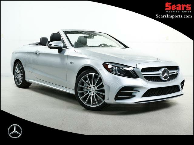 2020 Mercedes-Benz C-Class C AMG 43 4MATIC Cabriolet AWD