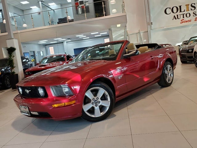 2007 Ford Mustang GT Convertible RWD