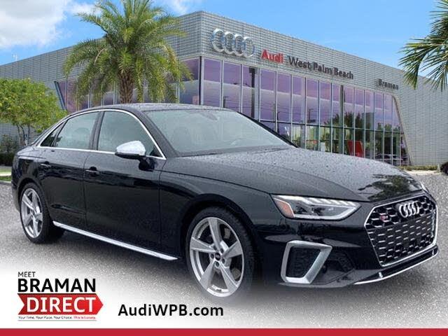 2021 Audi S4 3.0T quattro Premium AWD
