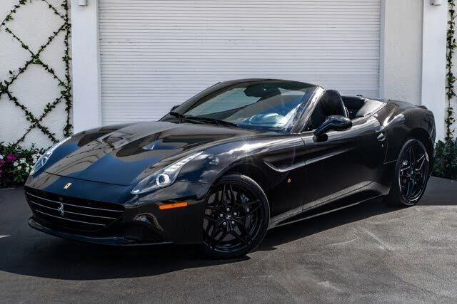 Used Ferrari California T For Sale In Washington Dc Cargurus