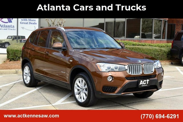 Used Bmw X3 For Sale In Atlanta Ga Cargurus