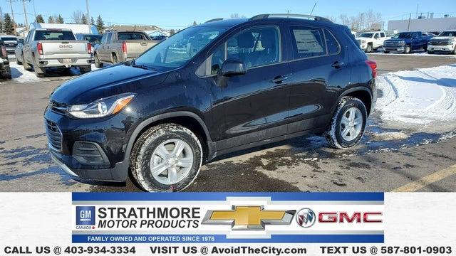 2021 Chevrolet Trax LT AWD