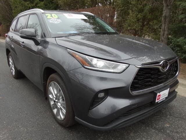 2020 Toyota Highlander Limited AWD