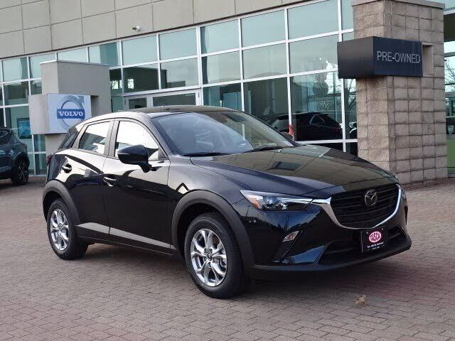 2021 Mazda CX-3 Sport AWD