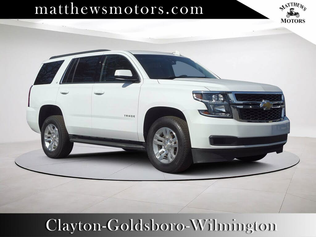 Used Chevrolet Tahoe For Sale In Goldsboro Nc Cargurus