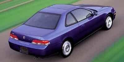 2001 Honda Prelude 2 Dr STD Coupe