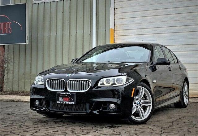 2015 BMW 5 Series 550i xDrive Sedan AWD