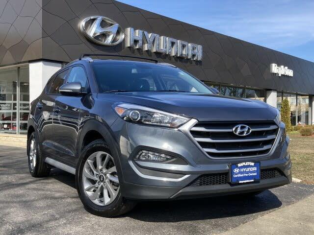 2018 Hyundai Tucson 2.0L SEL Plus AWD