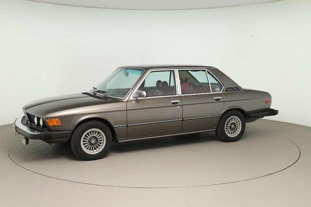 1979 BMW 5 Series 528i