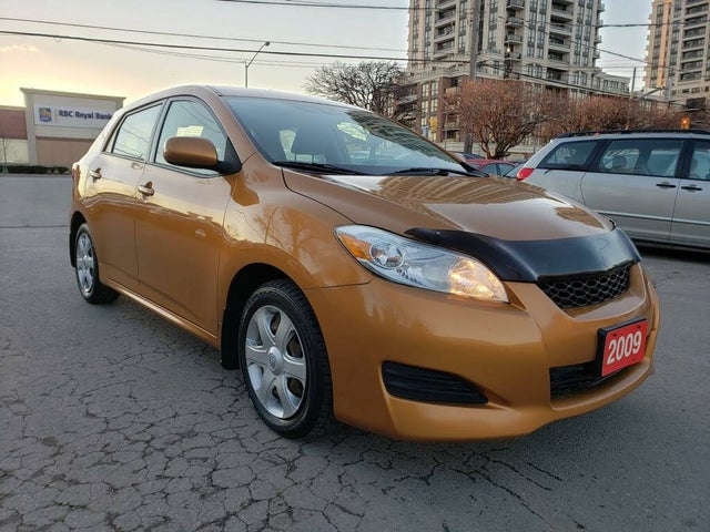 2009 Toyota Matrix XR FWD