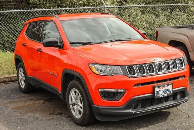 2018 Jeep Compass Sport FWD
