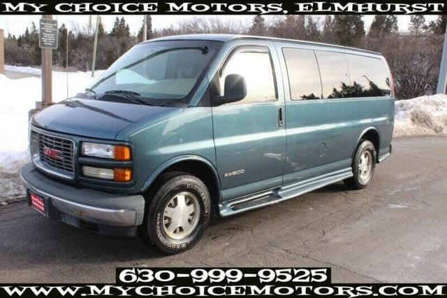 1999 GMC Savana G1500 Passenger Van