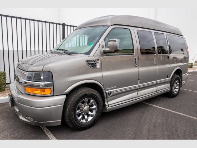 2012 Chevrolet Express Cargo 2500 RWD with Upfitter