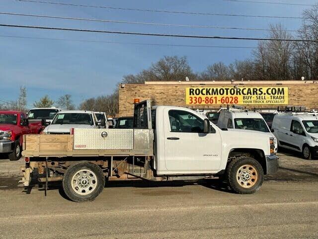2015 Chevrolet Silverado 3500HD Work Truck LB 4WD
