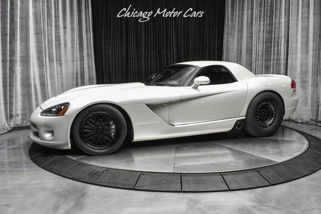 2005 Dodge Viper SRT10 Roadster RWD