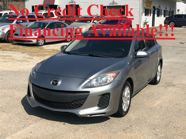2012 Mazda MAZDA3 i Grand Touring Hatchback