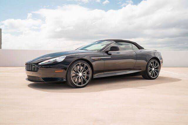 2014 Aston Martin DB9 Volante Convertible RWD