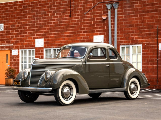 1938 Ford Coupe 5 Window