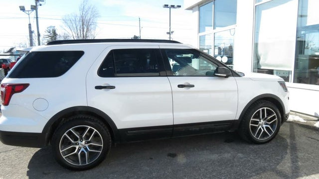 2018 Ford Explorer Sport AWD