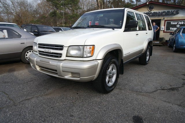 2001 Isuzu Trooper 4 Dr S SUV