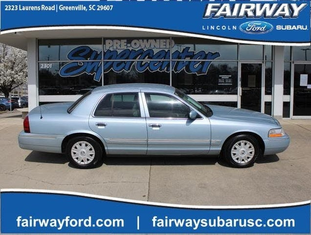 2005 Mercury Grand Marquis GS