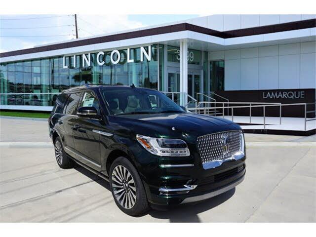 2021 Lincoln Navigator Reserve RWD