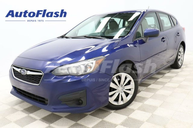 2018 Subaru Impreza 2.0i Convenience Hatchback AWD