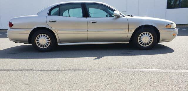 2004 Buick LeSabre Custom Sedan FWD