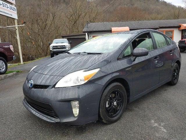 2012 Toyota Prius Two
