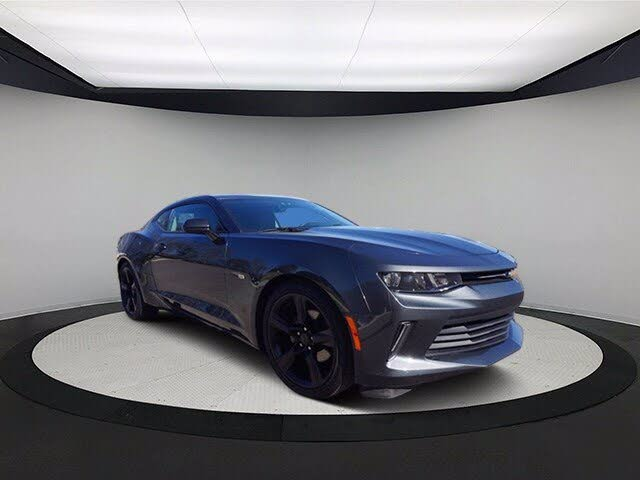 2016 Chevrolet Camaro 2LT Coupe RWD
