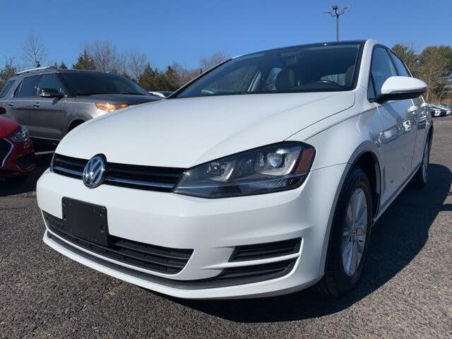 2015 Volkswagen Golf 1.8T S