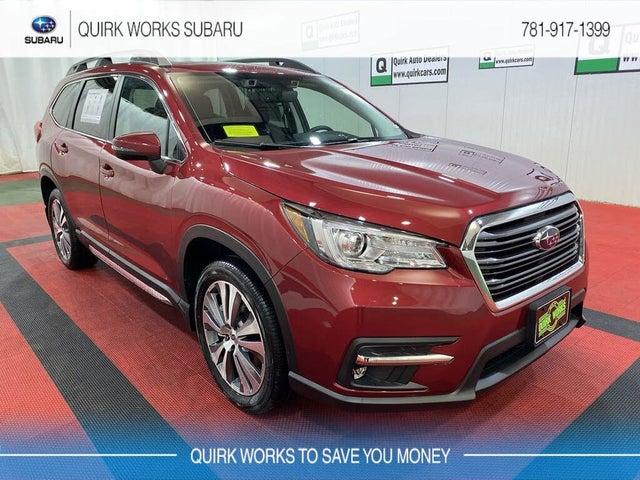 2021 Subaru Ascent Limited 7-Passenger AWD