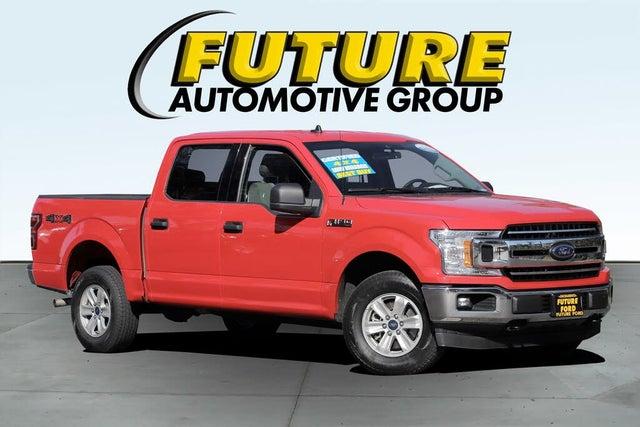 2020 Ford F-150 XLT SuperCrew 4WD