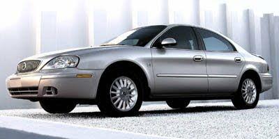 2005 Mercury Sable LS Sedan FWD