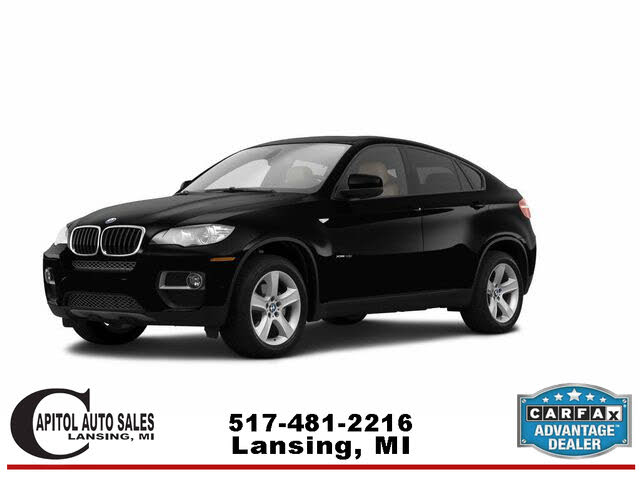 2013 BMW X6 xDrive35i AWD