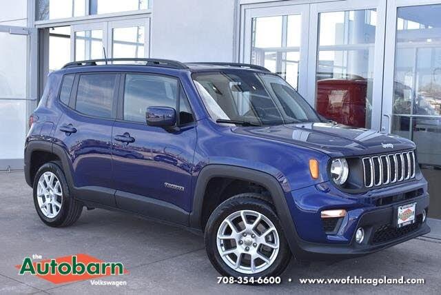 2019 Jeep Renegade Latitude 4WD