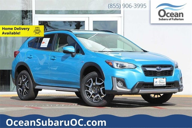 2020 Subaru Crosstrek Hybrid AWD