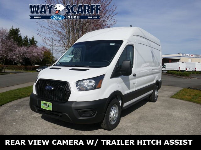 2021 Ford Transit Cargo 250 High Roof LB AWD