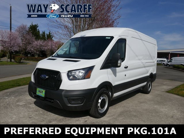 2021 Ford Transit Cargo 250 High Roof LB RWD