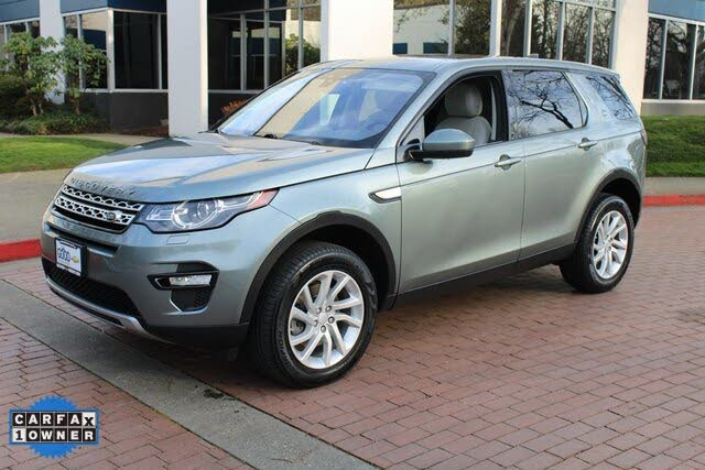 2018 Land Rover Discovery Sport HSE AWD