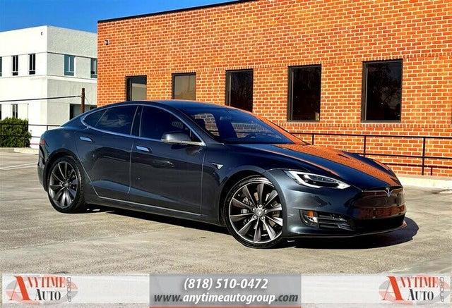 2016 Tesla Model S 75 RWD