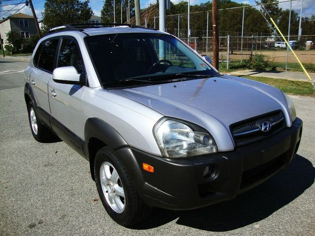 2005 Hyundai Tucson GLS 4WD