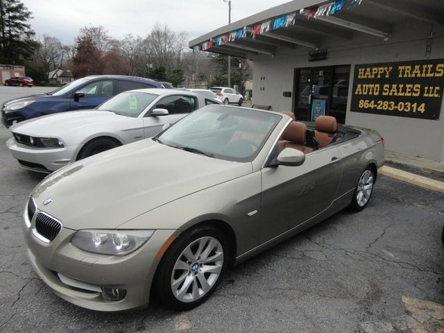 Used 2011 Bmw 3 Series 328i Convertible Rwd For Sale Right Now Cargurus