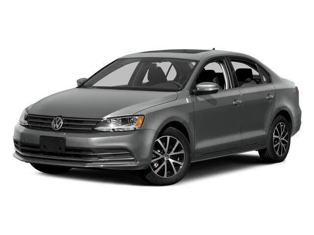 2016 Volkswagen Jetta 1.8T SEL FWD