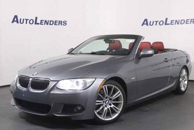2013 BMW 3 Series 335i Convertible RWD