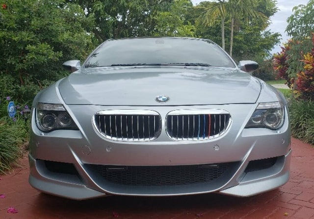 2008 BMW M6 Coupe RWD