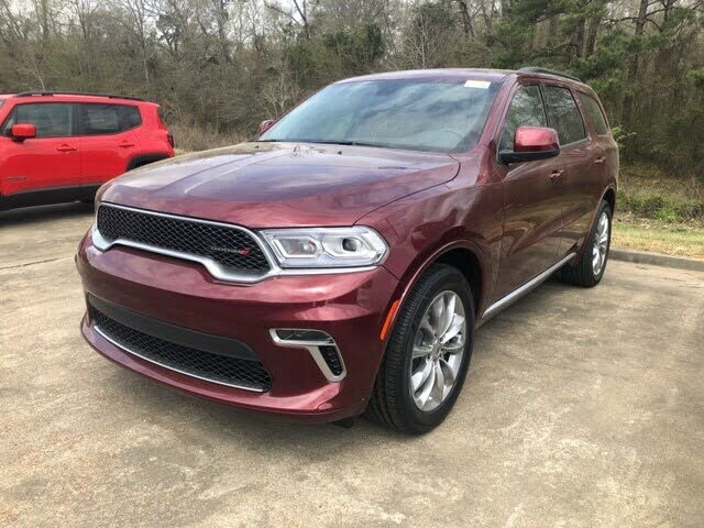 2021 Dodge Durango SXT Plus RWD