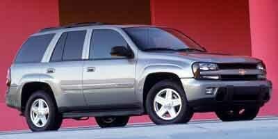 2003 Chevrolet Trailblazer LTZ RWD