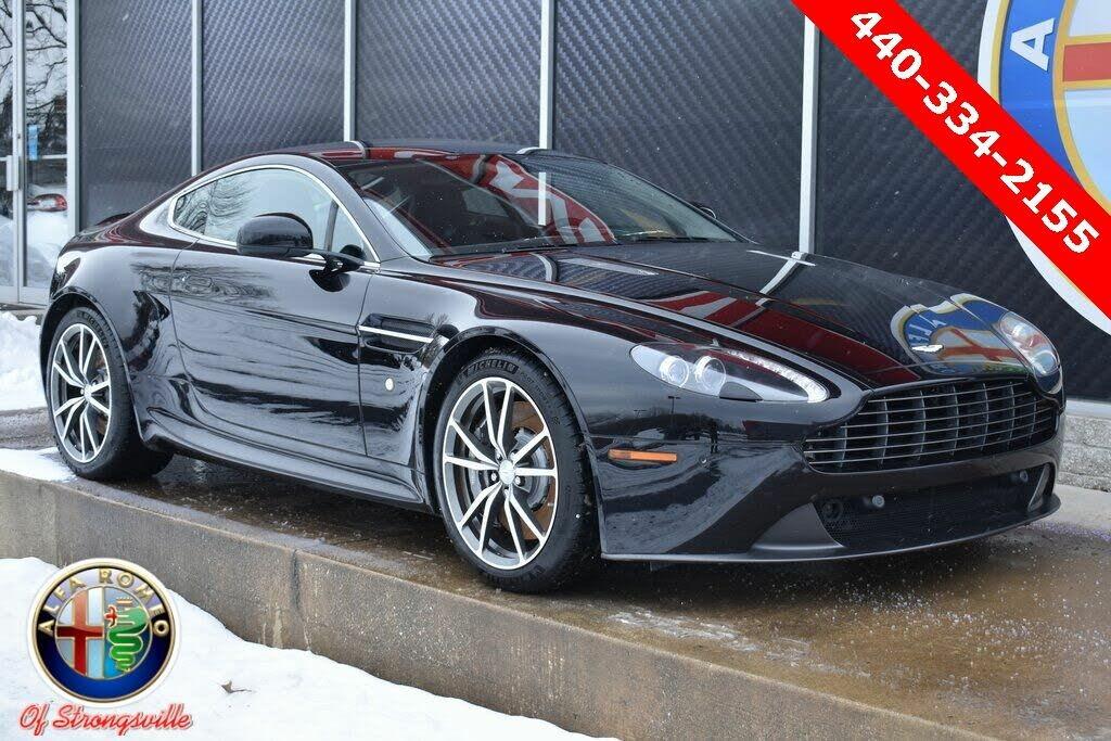 Used Aston Martin V8 Vantage For Sale With Photos Cargurus